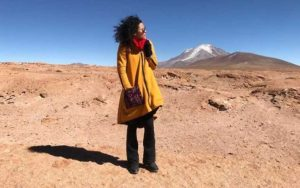 Casaco Continente, a primeira peça da Pangéia